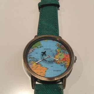 Green World Travel Watch