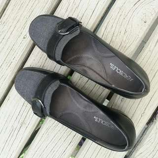 Aerosoles Black Formal Shoes
