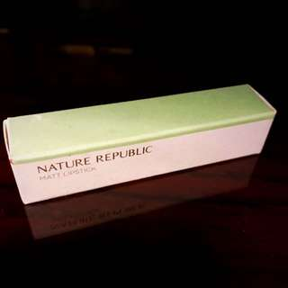 NATURE REPUBLIC MATT LIPSTICK KOREA
