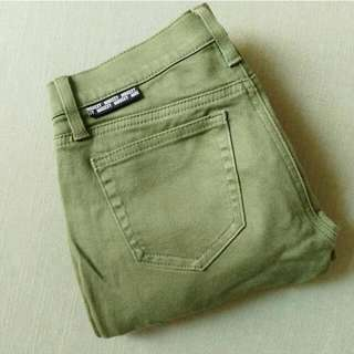 Moussy Slim Cut Pants - 100%new