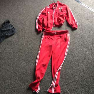 Adidas Men's Rugby Tracksuit