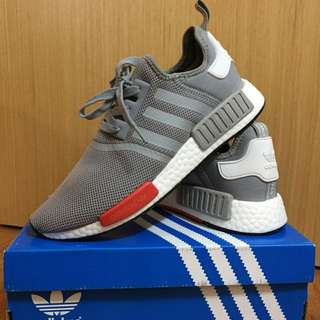 Adidas NMD Grey(red)