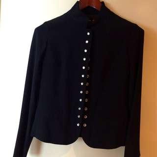 Agnes B Military Jacket/Blazer