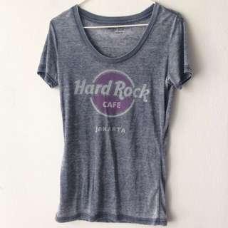 Hard Rock Cafe Jakarta Shirt HRC