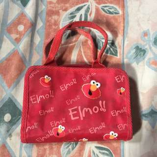 Elmo Mini Clutch / Dompet Elmo