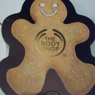 Gingerbread Body Shop Set