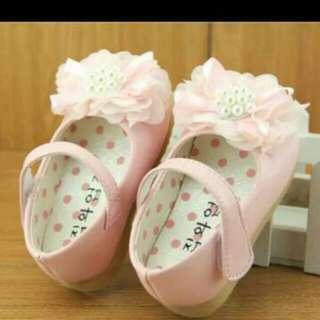 現貨 女童 學步鞋 公主鞋 12.5公分