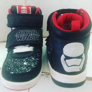 H&M Special Edition Starwars Shoes
