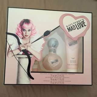Katy perry mad love fragrance gift set