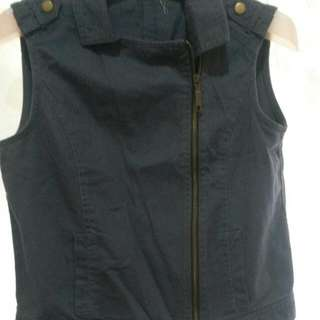 Colorbox Denim Vest