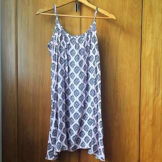 Factorie Pattern Dress Size M