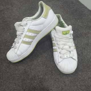 Adidas Originals Lime Green