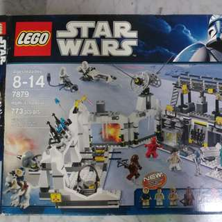 Giveaway: Lego Hoth Base box Only
