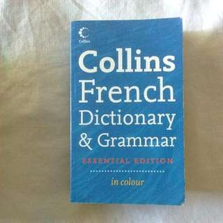 French Dictionary - Collins