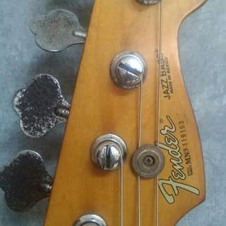 Fender Jazz Bass MIM 93