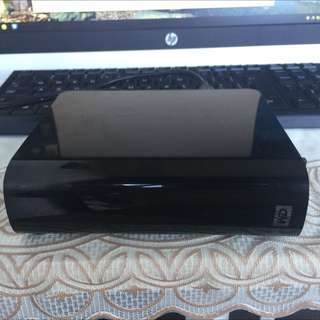 WD My Book external HDD 2TB with usb 3.0