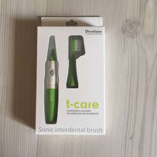 BNIB Sonic Interdental Brush