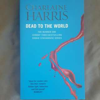 Sookie Stackhouse Series - Dead To The World By Charlaine Harris