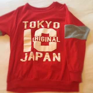 Tokyo Original Long Sleeve