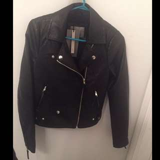 ASOS Faux Leather jacket
