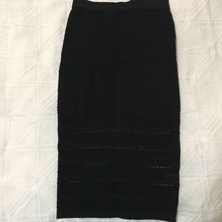Sheike Knit Skirt