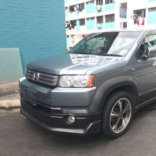 Honda Cross Road 1.8A 7 Seater