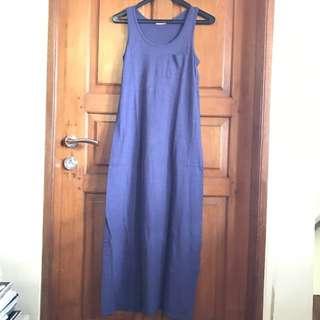 Maxi Dress - Uniqlo