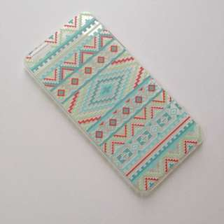 iPhone Tribal Clear Case for iPhone 6+/6S+