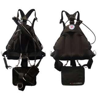 Aquamundo Sidemount System (Black)
