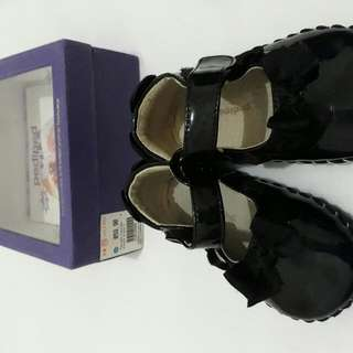 Black Shoes For Baby Girl