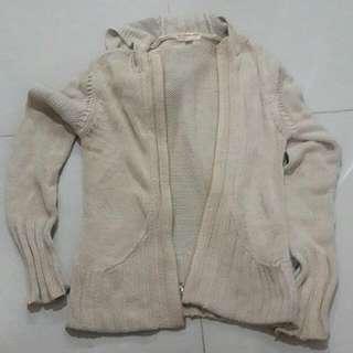 Jacket Rajut Mango Casual