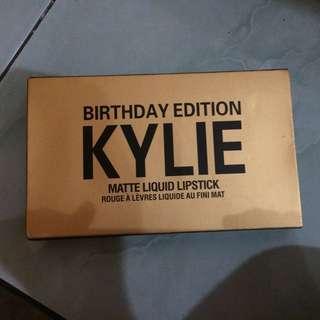 BIRTHDAY EDITION KYLIE