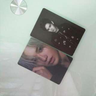Trading Sungjong Or Hoya Photocard For Sunggyu Photocard