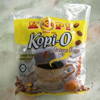 (in-stock) Johor Famous Coffee-O