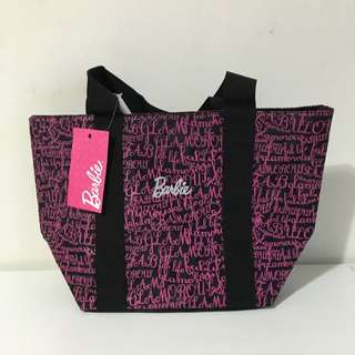 Barbie芭比時尚購物袋