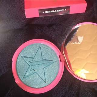 Jeffree Star Deep Freeze + Dark Horse