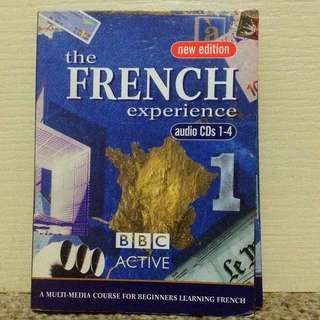 French Beginners 4 Disc Collection