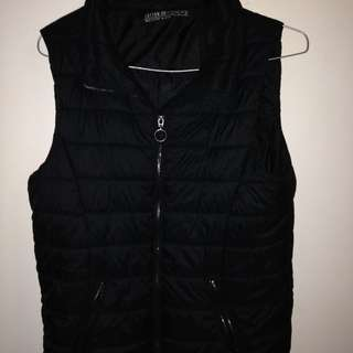 Cotton On Black Vest