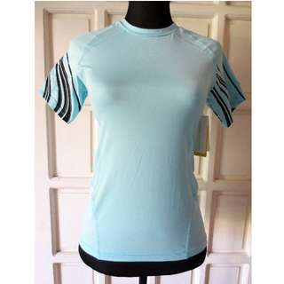NEW WITH TAGS! LA SENZA SPIRIT Zelcon (Dri Fit) Athletic Tee