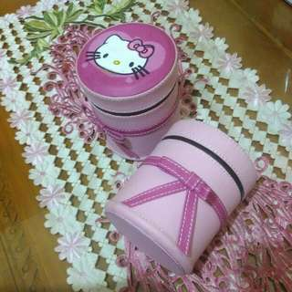 Toples Kaca Hello Kitty