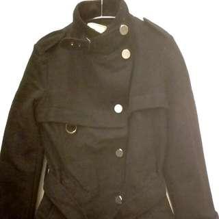 韓版 立領軍裝外套