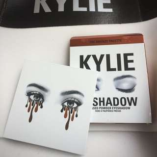 Authentic Kylie Cosmetics- Eyeshadow Pallet
