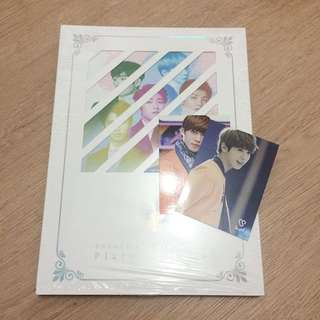 Snuper - Platonic Love (with 2 Cards)