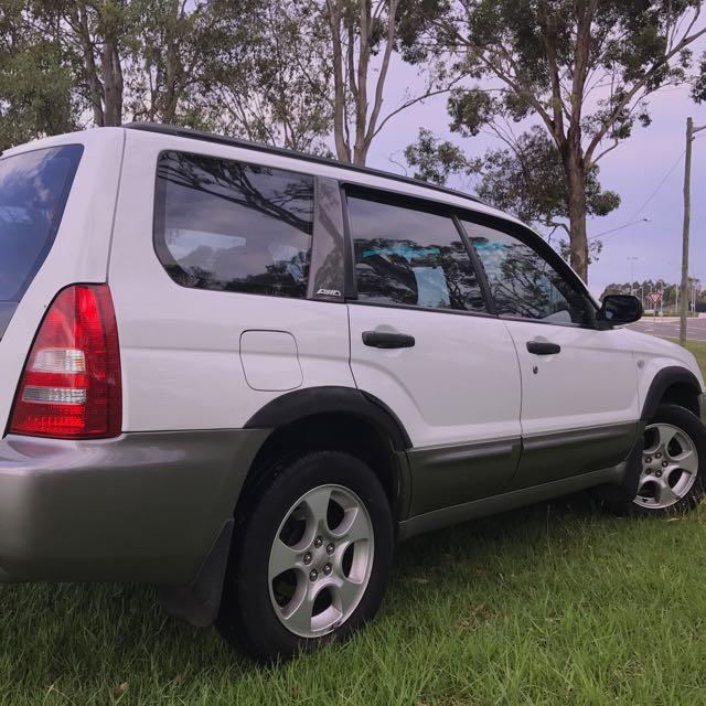 2003 Subaru Forester 2.5XL