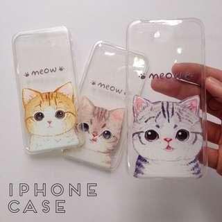 iPhone Cat Case for iPhone 6 6S 6+ 6S+