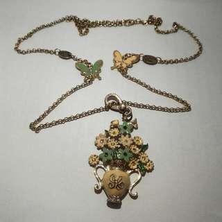 Flower Necklace / Kalung Bunga