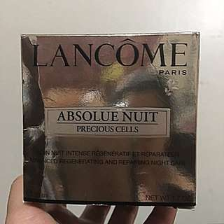 LANCÔME ABSOLUTE NUIT PRECIOUS CELLS 50ML