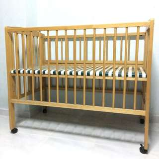 Pre-Loved Baby Cot