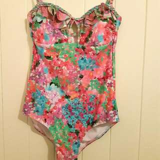 BRAND NEW ONE PICE SWIMSUIT