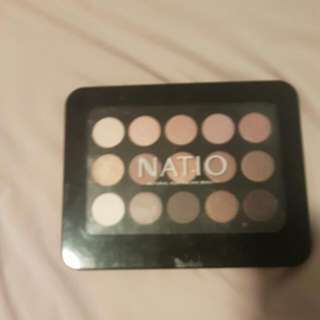 SOLD PENDING Natio Plum Palette